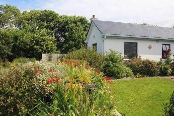 Le cottage et la véranda
