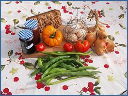 Des produits cultivés biologiquement